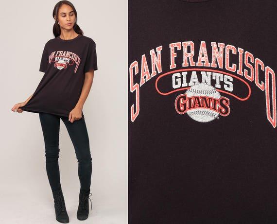 b3888b2418cd Baseball T Shirt San Francisco GIANTS Shirt CHAMPION Tshirt