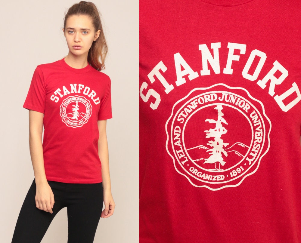 c963139df91 ... Stanford Shirt University Tshirt 90s College Shirt Tee Graphic T Shirt