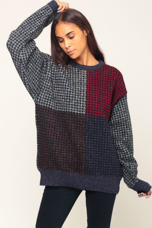 80er Pullover