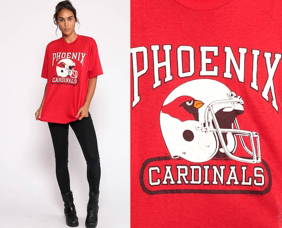 Phoenix Cardinals Shirt Vintage Throwback Arizona Cardinals  86e4ae59c