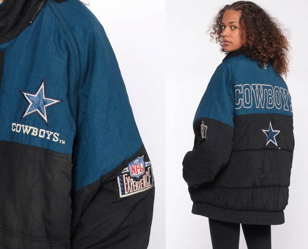 big sale f0c8c 32b4d Dallas Cowboys Jacket Starter Jacket Football Nfl Jacket 90s ...