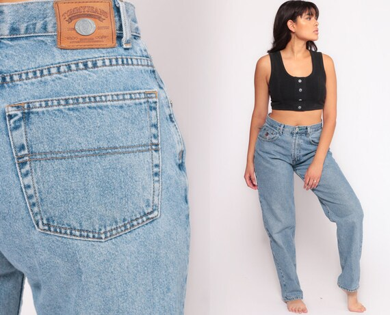 058403f4ad245 Mom Jeans Tommy Hilfiger Jeans Tommy Jeans Denim Pants 90s   Etsy