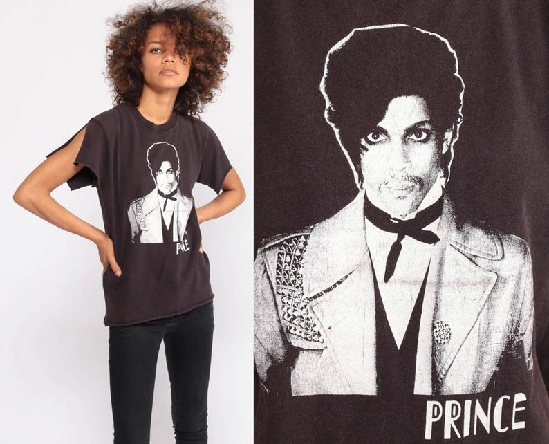 aebe9ae8cb5a Prince Shirt Vintage Prince Controversy Shirt 90s Band Tee