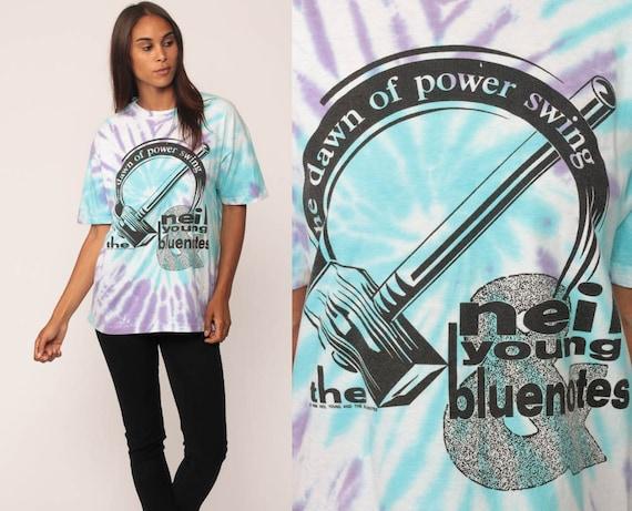 da7e262e Neil Young Shirt Vintage 1988 Band T Shirt SPONSORED BY NOBODY | Etsy