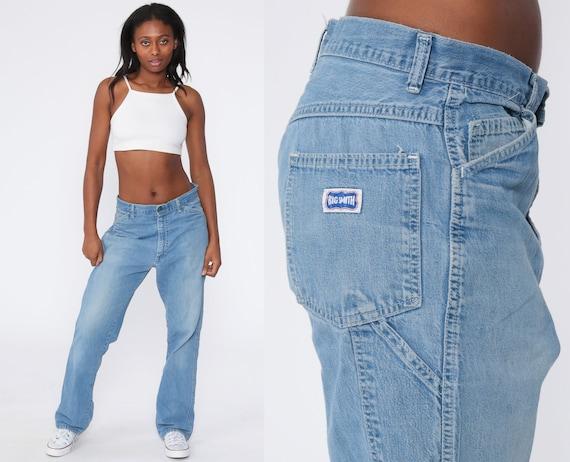 Vintage Carpenter Jeans 80s Cargo Jeans Big Smith