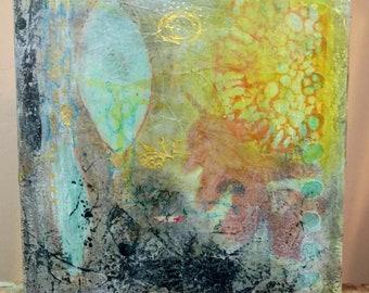 Traveler - Original Painting