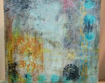 Emerge - Original Painting