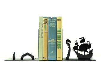 fantasy book end