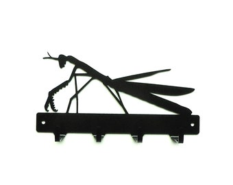 Praying Mantis Key Rack