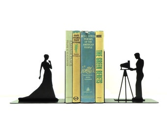 Photography Bookends