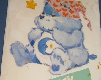 Bedtime Bear Care Bear