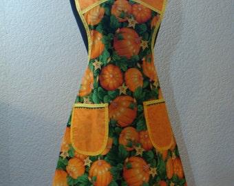 Pumpkin Patch Full Apron