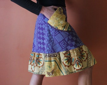 Wrap Skirt - one size fits most (small to large)