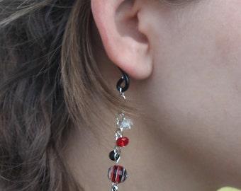 Cruella-Inspired Disney-themed Ear Cuff