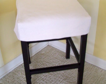 Bar Stool Slipcover Etsy