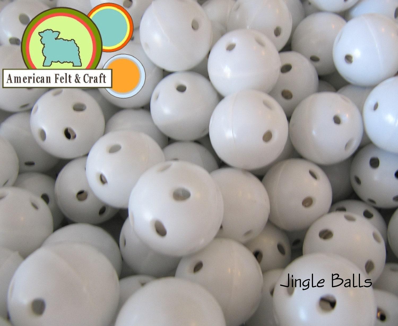 10 jingle Bell ball insertions insertions insertions pour faire des bébé et jouets pour animaux familiers. Répond aux normes EN71 et CPSIA pour la sécurité 0e8e8a