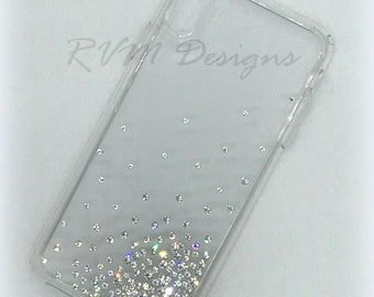 d09a738f1 Starburst Design Case made with Swarovski Crystals - iPhone & Samsung