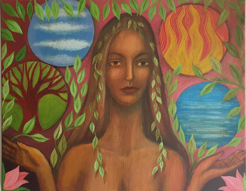 Gaia and the Elements image 0