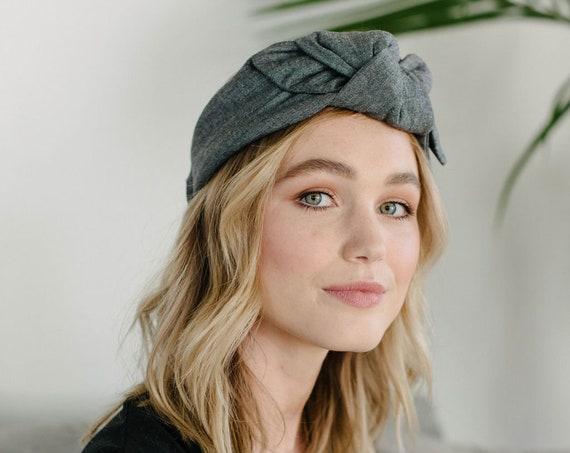 Knotted Headband/Turban/Headwrap/Gift for Her