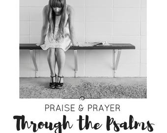 PDF Praise and Prayer Through the Psalms