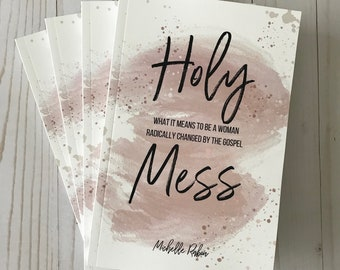 Holy Mess Book