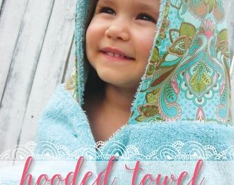The Hooded Towel Pattern plus bonus pattern