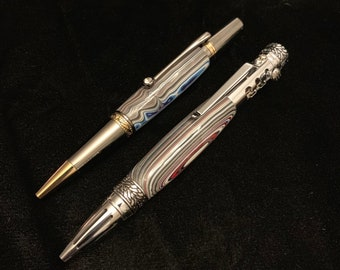 Dodge Fordite ball point pens! Free US shipping
