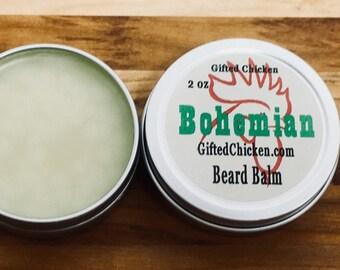 Beard Balm, Bohemian (Hemp)