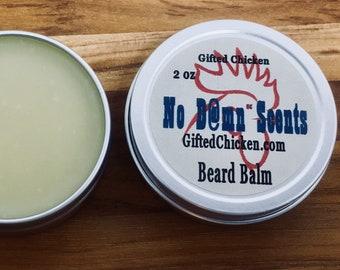 Beard Balm, No D@mn Scents
