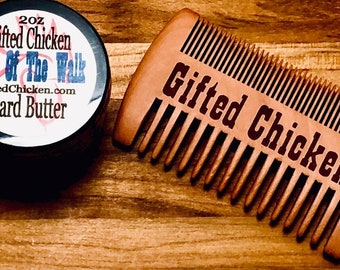 Beard Butter Gift Set, Cock Of The Walk