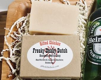 Beer Soap, Freaky Deaky Dutch