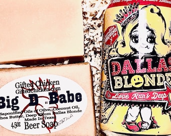 Beer Soap, Big D Babe