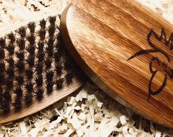 Beard Brush, Boar Hair