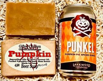 Beer Soap, Pumpkin