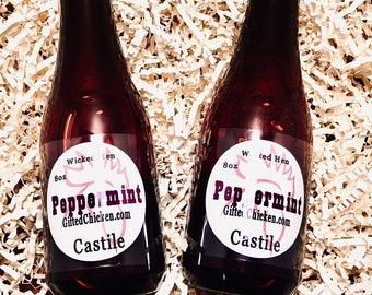 Castile Soap, Peppermint