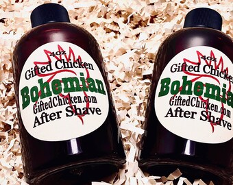 After Shave, Bohemian