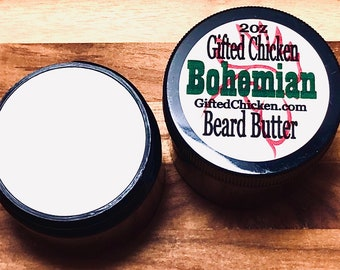 Beard Butter, Bohemian Hemp