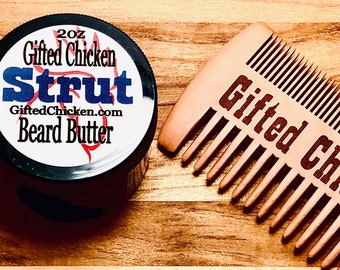 Beard Butter Gift Set, Strut