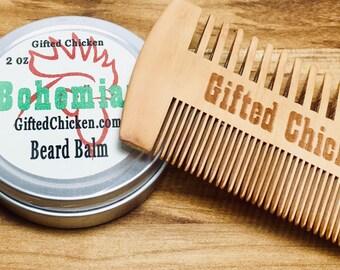 Beard Butter Gift Set, Bohemian Hemp