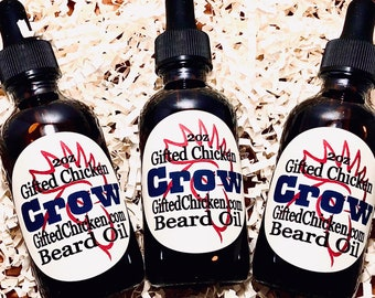 Beard Oil, Crow