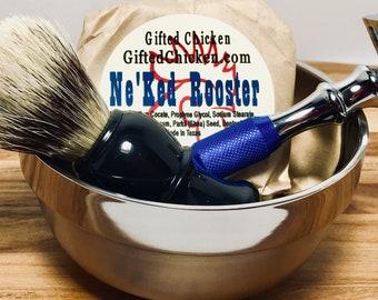 Shave Kit, Safety Razor