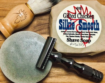 Shave Soap, Silkie Smooth