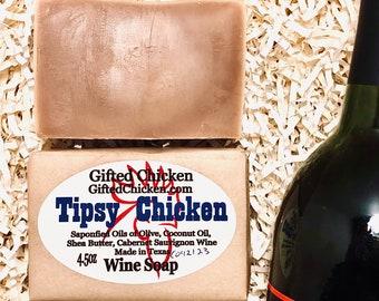 Wine Soap, Tipsy Chicken