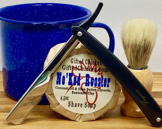 Featured listing image: Shave Kit, Ne'ked Rooster