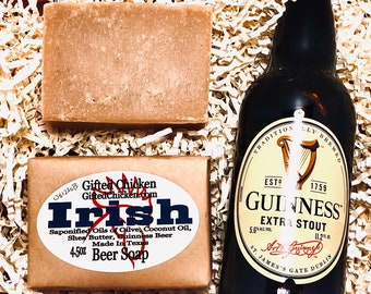 Beer Soap, Irish