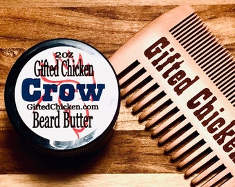Beard Butter Gift Set, Crow