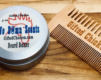 Beard Butter Gift Set, No D@mn Scents