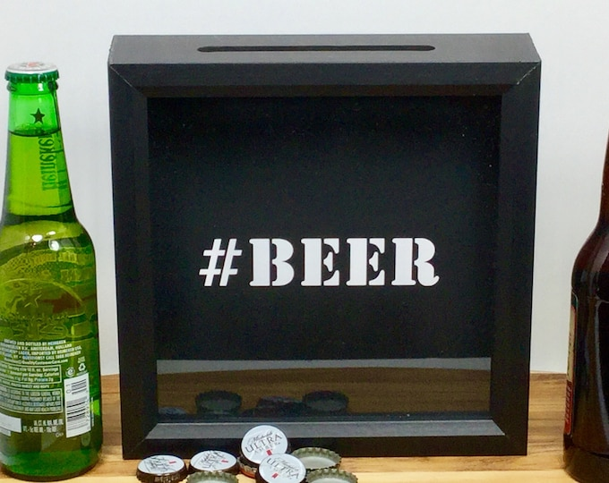 Featured listing image: Shadow Box, Beer Cap