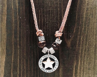 Necklace, Lone Star
