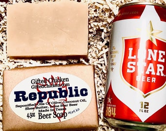 Beer Soap, Republic